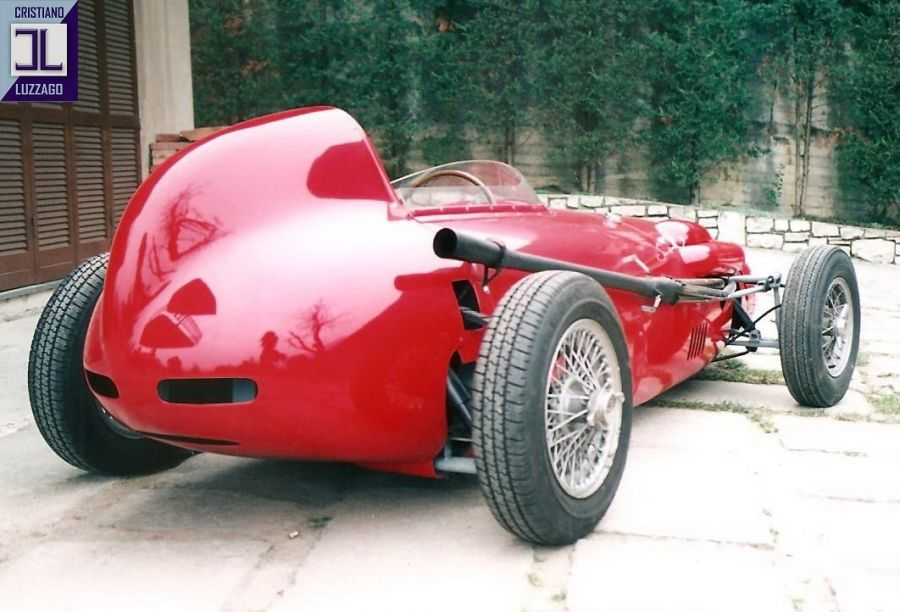 RaceCarAds - Race Cars For Sale » FARANDA FORMULA JUNIOR | Formula ...