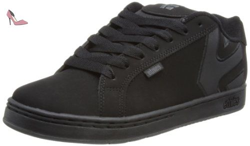 Etnies Jameson 2 Eco, Chaussures de Skateboard Homme, Noir (013-Black Dirty Wash), 42 EU
