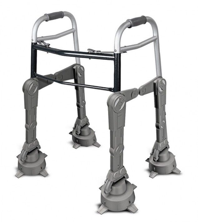 Imperial Walker... yes, when I am older I will totally have a walker such as this!