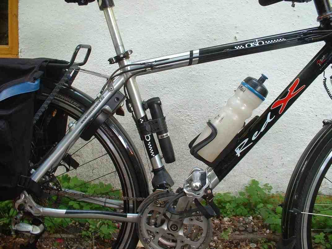 Frame Mounted Bike Pump Bike Pump Bike Pumps