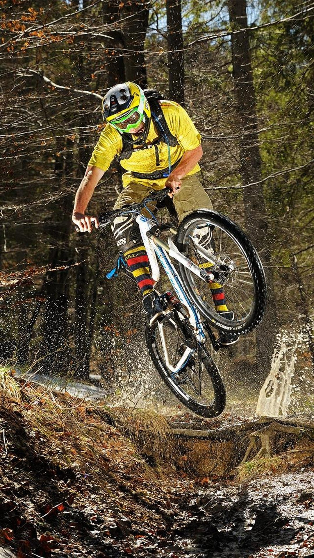 Tap And Get The Free App Men S World Motorcyclist Colorful Extreme Sport Enduro Mototrial For Guys Iphone 6 Plus Wallpaper Iphone 6 Plus Iphone 6 Wallpaper