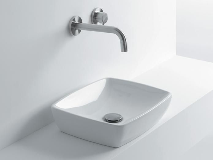Reece Axa H10 400 Above Counter Basin 40 X 32cm 422 Upstairs