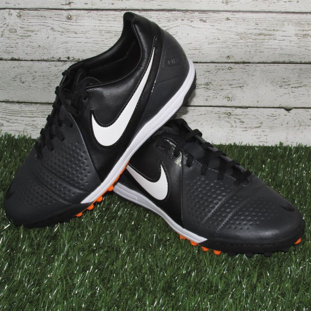 Nike CTR 360 Libretto III TF Turf Soccer Shoes Mens Size 7.5 Black  525169-010