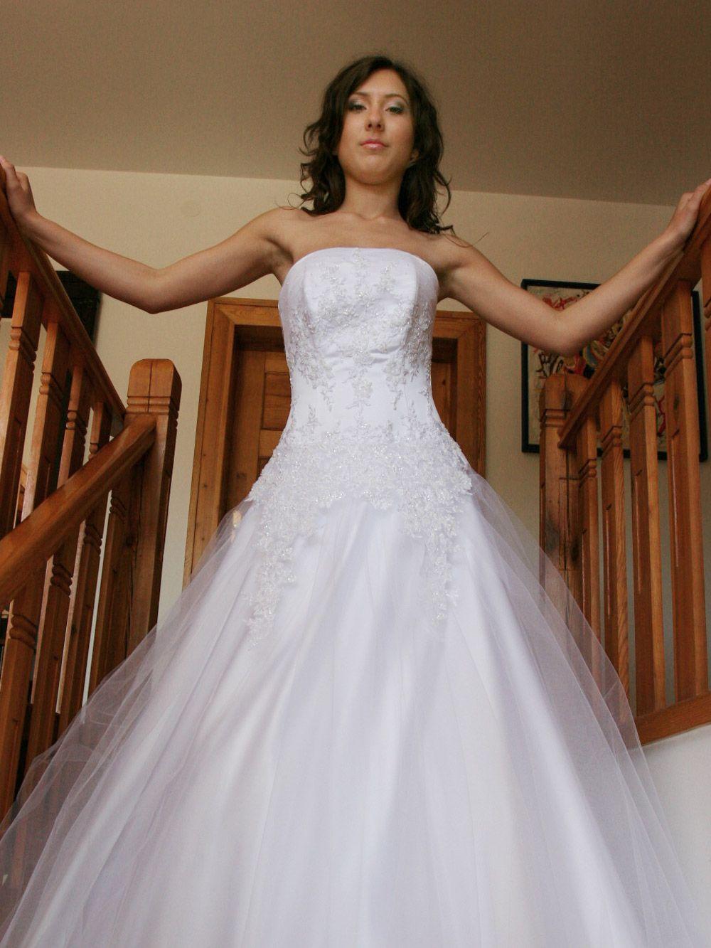 Cinderella Brautkleid | Hochzeit | Pinterest | Cinderella brautkleid ...