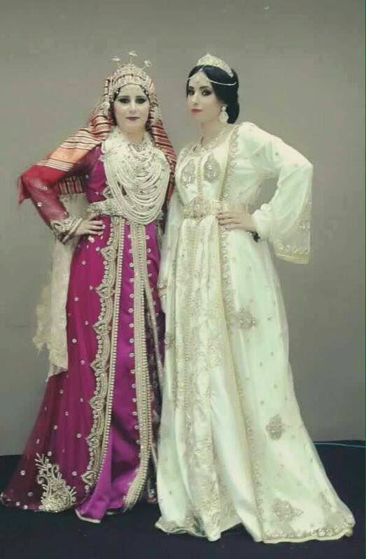بالصور آخر موديلات تكشيطة العروس المغربية 2016 Fashion Dresses Victorian Dress