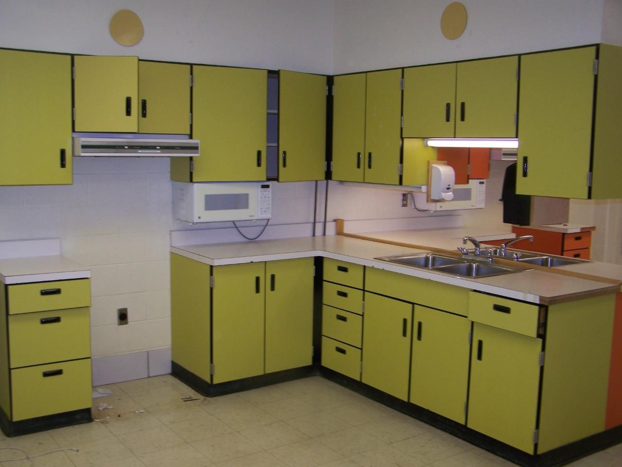 Image result for 1960's kitchen cabinets | Kitchen ...