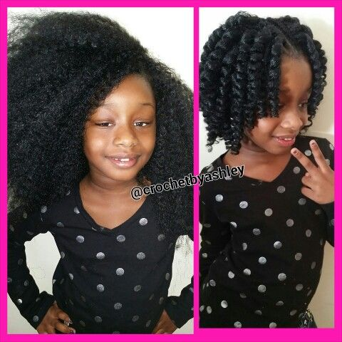 Crochet Braids For Kids Lil Girl Hairstyles Teenage Hairstyles Kids Hairstyles