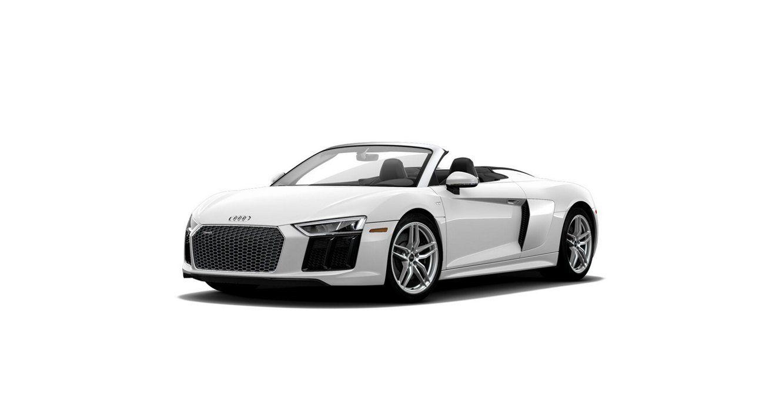 2018 Audi R8 Spyder Features And Specs Audi Usa Audi R8 Spyder Audi Convertible Audi Usa
