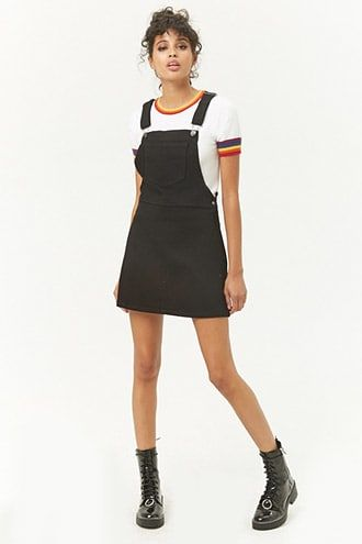 29548b561bb Mini Overall Dress