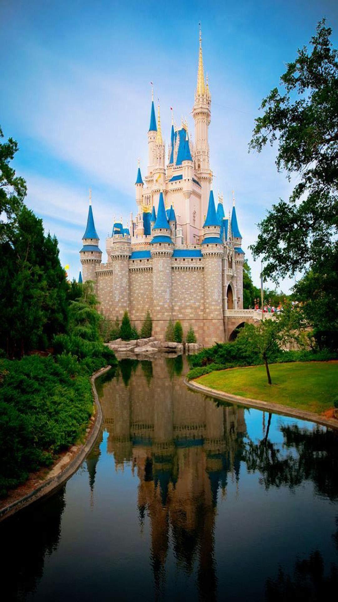 Cinderella Castle Halloween wallpaper iphone, Wallpaper
