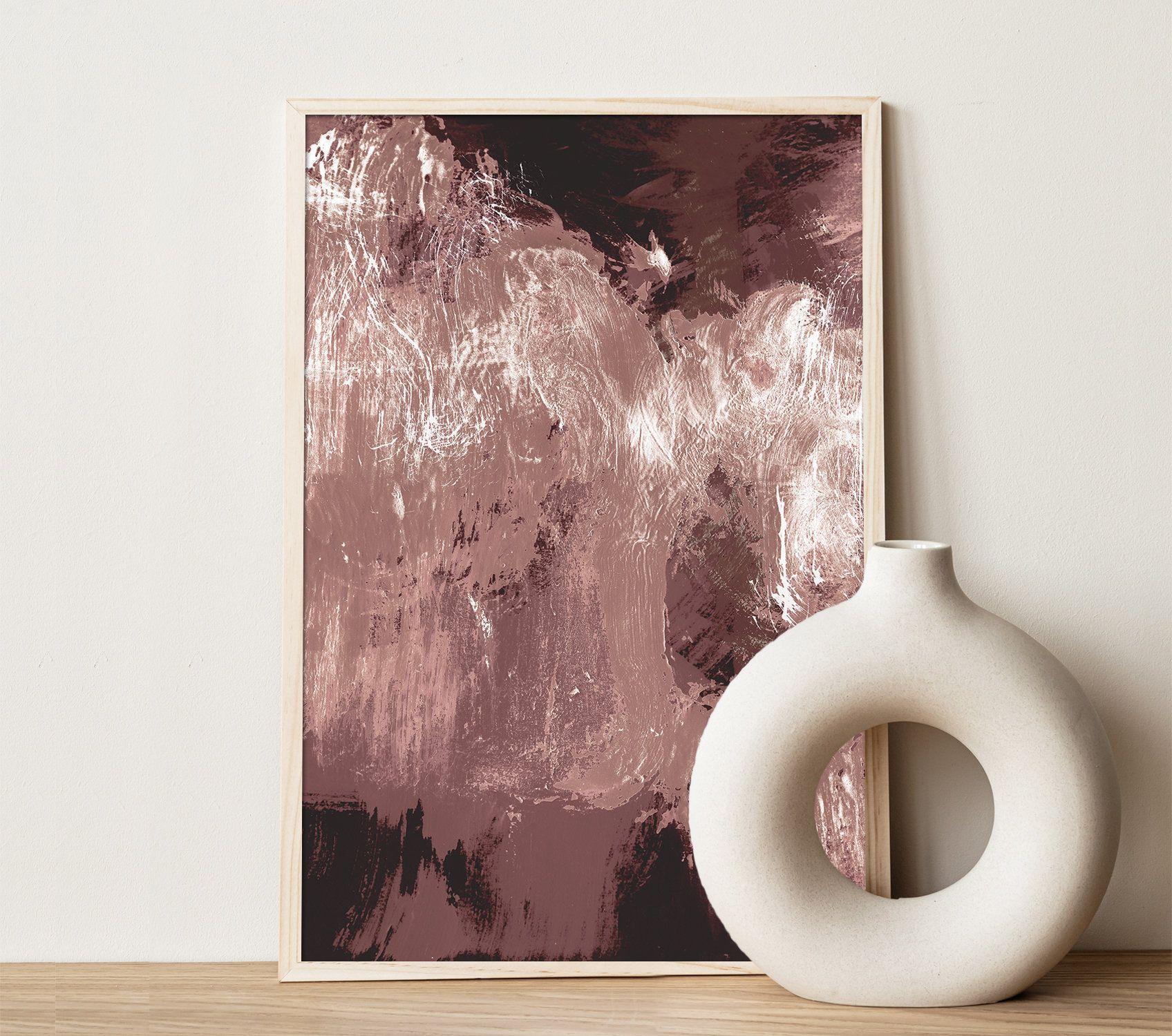 Dark Wall Art Moody Art Print Printable Painting Abstract Etsy Moody Artwork Neutral Wall Art Wall Art