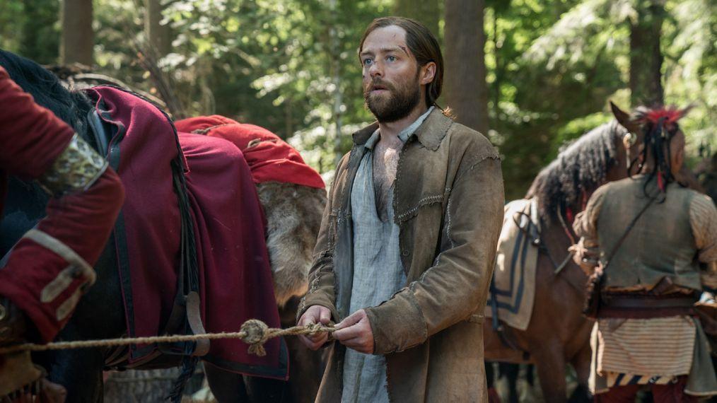 'Outlander's Richard Rankin on Roger's Turning Point & His