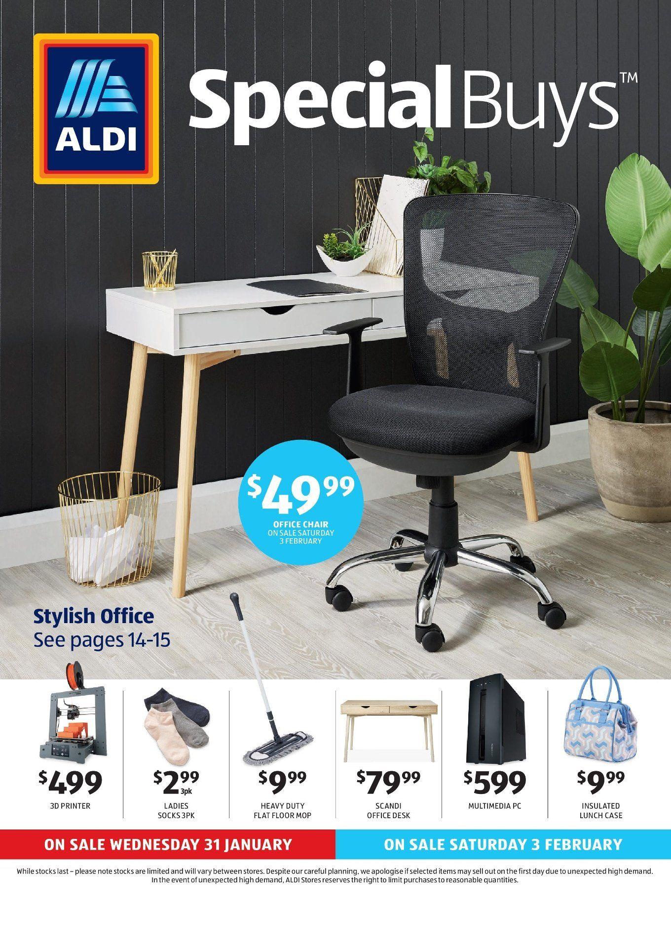 Aldi Catalogue 31 January 6 February 2018 Aldi Aldi Specials Dm Design