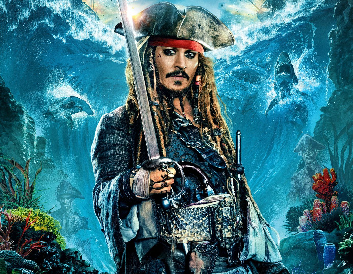 Jack Sparrow In Pirates Of The Caribbean Dead Men Tell No Tales Wide Go Wallpapers Wallpapers Backgro Jack Sparrow Wallpaper Jack Sparrow Jack Sparrow Movies Ultra hd hd 1080p jack sparrow wallpaper