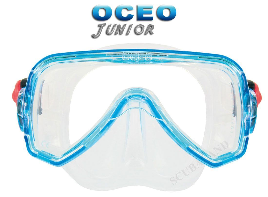 Beuchat Oceo Junior Mask : mask for children between the ages of 10 and 12