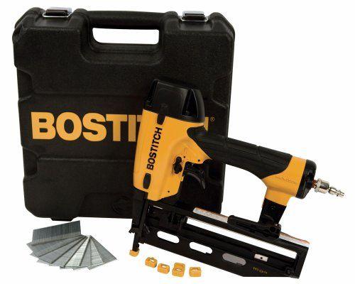 Bostitch Fn1664k 16 Gauge Straight Finish Nailer