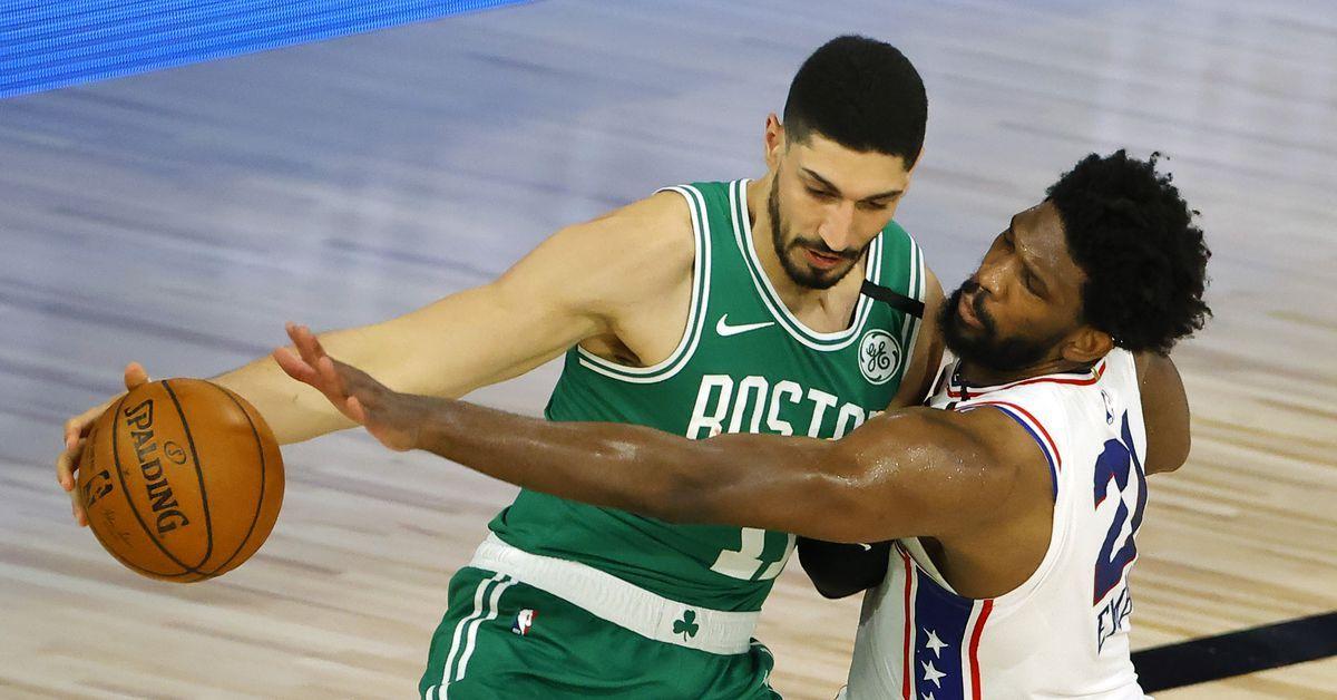 Sports Preview Boston Celtics at Philadelphia 76ers Game