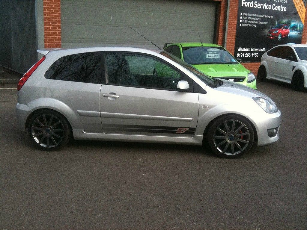 Who Here Owns A Fiesta St Fiesta St Ford Fiesta St Ford Focus