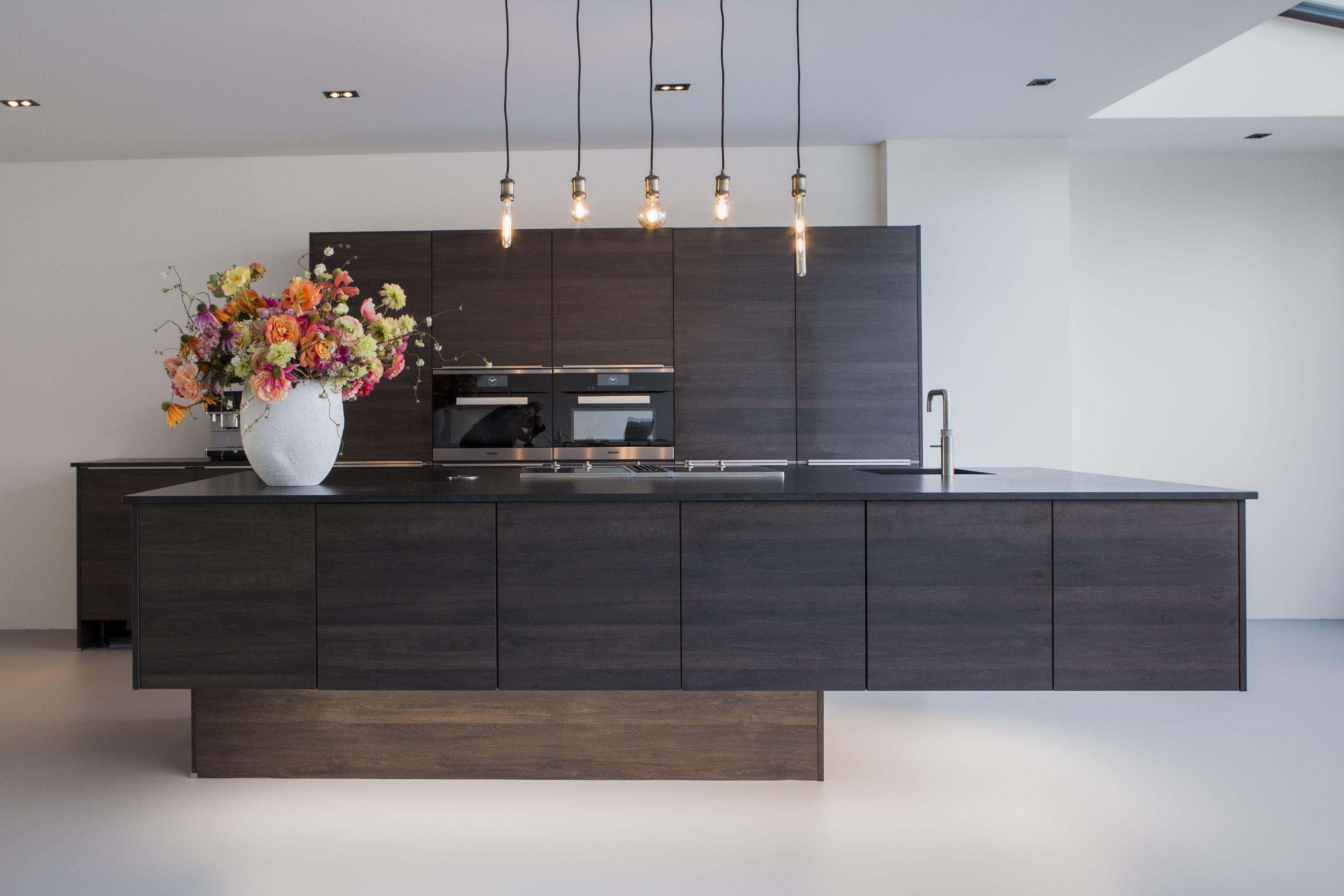 De zwevende keuken is de nieuwe trend die een extra dimensie geeft