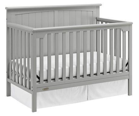 Graco Lauren 4 In 1 Convertible Crib Walmart Ca Cribs