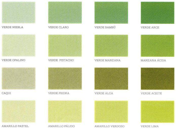 Pintar En Colores Calidos Los Mas Acogedores Paletas De Colores Grises Tonos De Verde Como Pintar La Casa