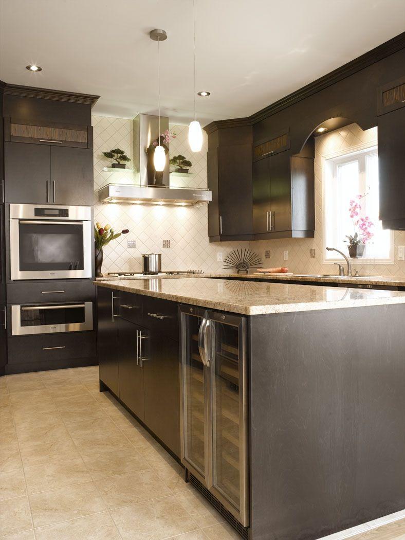 Meuble Salle De Bain Izia ~ l lot de cuisine peut aussi accueillir un cellier kitchen island