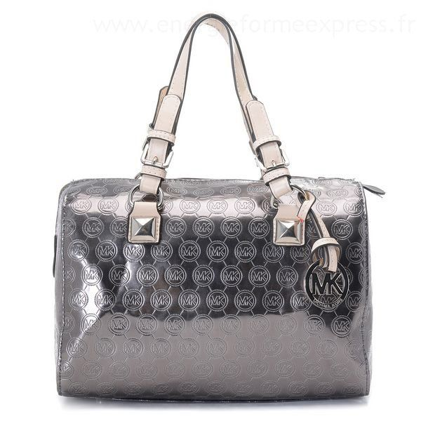 Buy Michael Kors Grayson Logo Large Grey Satchels Outlet Christmas Deals  AsBkP from Reliable Michael Kors Grayson Logo Large Grey Satchels Outlet  Christmas ...