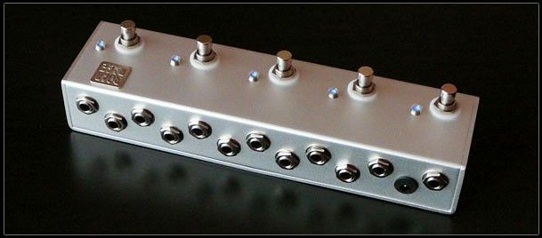 true bypass looper dang.. would make life so easy.