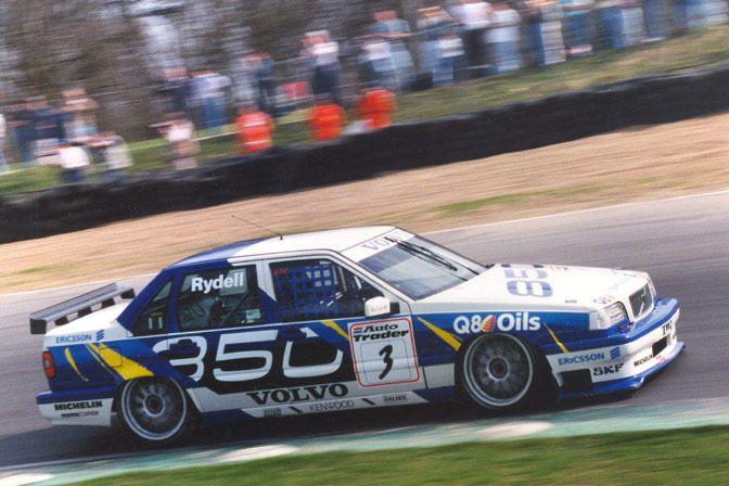 BTCC - 1996 Volvo 850