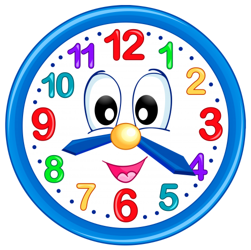 Cute Clock PNG Clip Art Highquality PNG Clipart Image