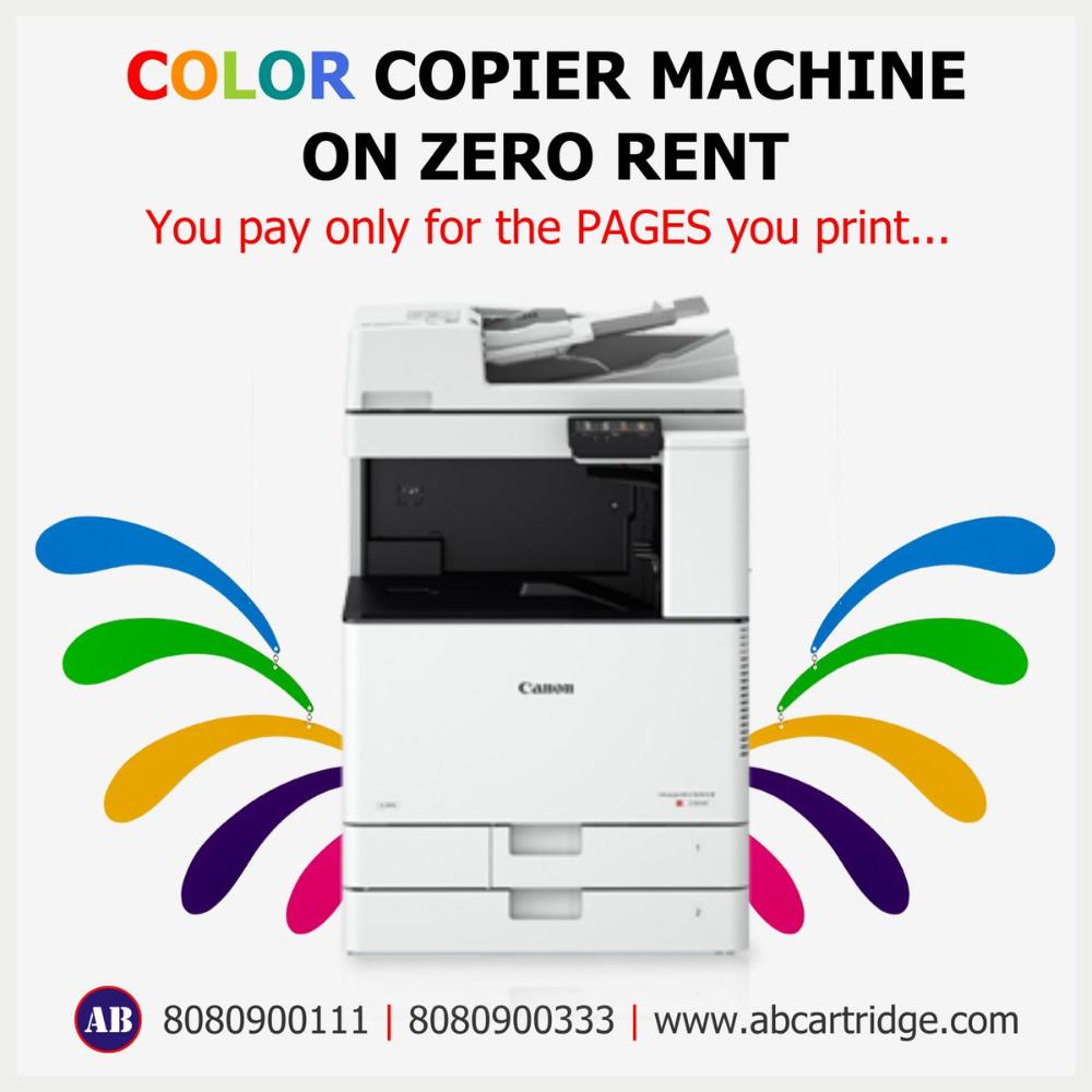 Ab Cartridge Pvt Ltd On Rental Print Printer
