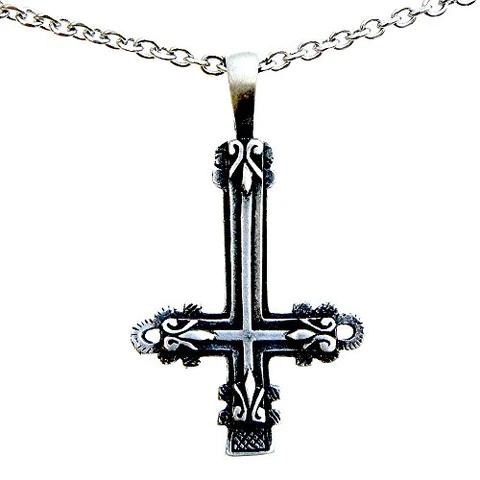 Saint Peter Kreuz Tattoo Manner Kreuz Tattoo Satanische Kunst