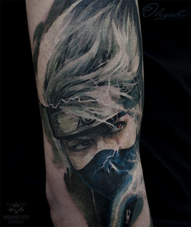 27 Naruto Tattoos To Literally Die For Ink Naruto Tattoo