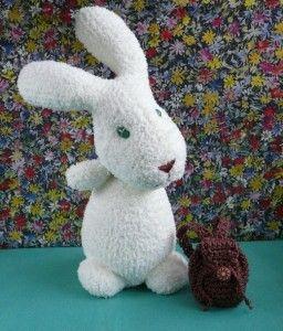 Ponožkový zajac (fotopostup) - obrázok 7