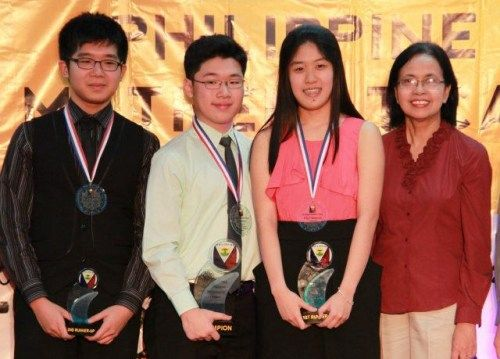 PH bags 1st silver in Asian-Pacific Math Olympiad: Henry