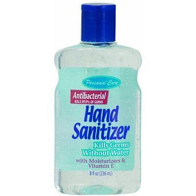 Dol Hand Sanitizer 8oz Hand Sanitizer Sanitizer Spray Bottle