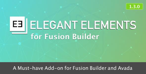 Elegant Elements for Fusion Builder | Best Premium WordPress Plugins