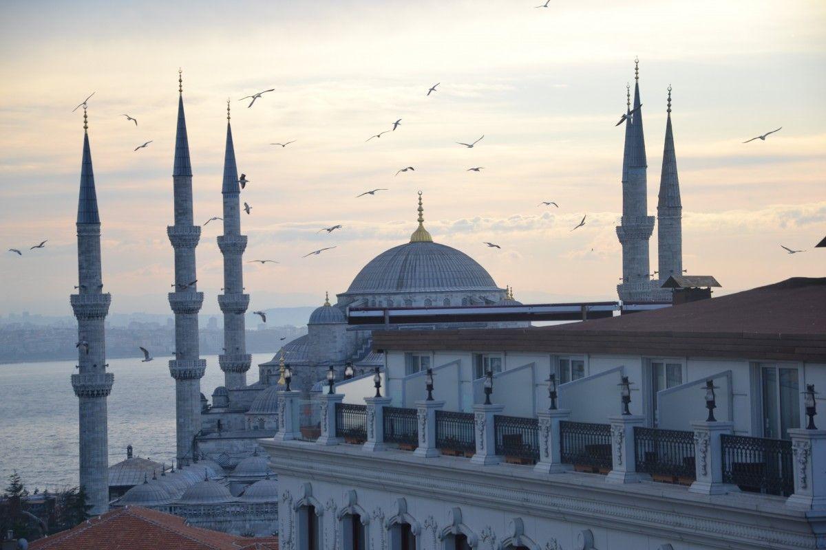 Мечеть Султанахмед (Голубая мечеть)