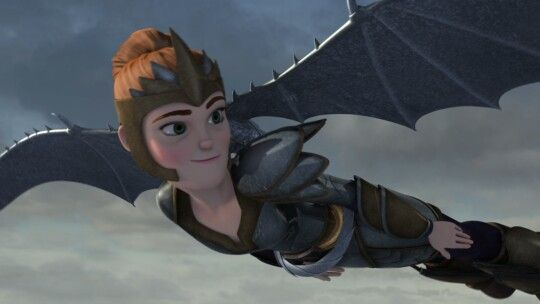 how to train your dragon atali