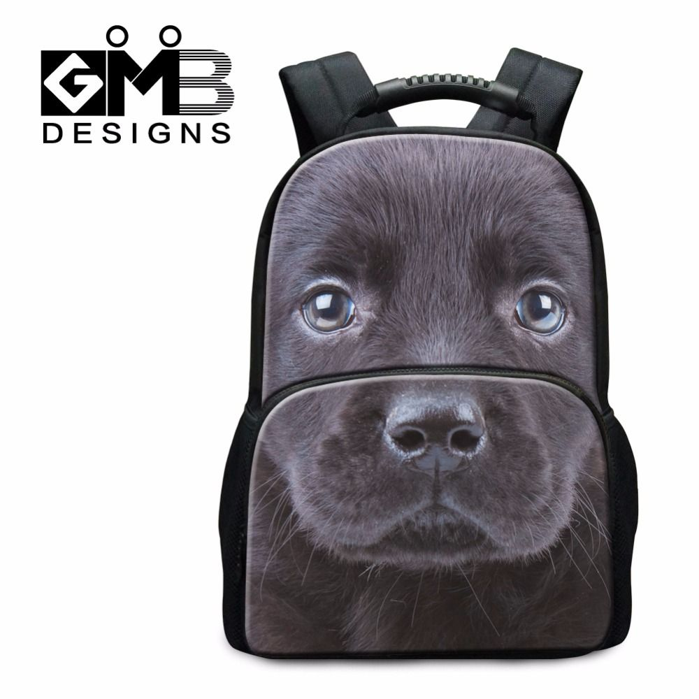 3d9fd7c2e893 Personalized College Students School Backpacks Animal 3D Printed Day Pack  for Youth Fashionable Bookbags for Boys