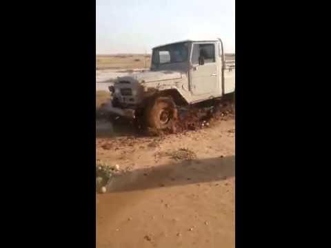 جيب شاص قديم مغرز بطين وطاع بدون سحب Monster Trucks