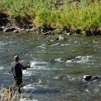 Photo of On-Stream Fly Fishing Class in Philadelphia at Cloud 9 Living Gifts