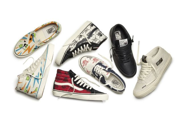 Vault by Vans x Star War le sneakers del Lato Oscuro | Star wars ...