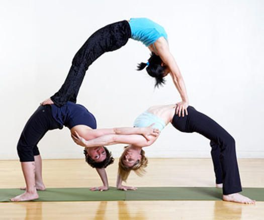 Meredith Page 8 Three Person Yoga Poses 3 Person Yoga Poses Yoga Poses For Two