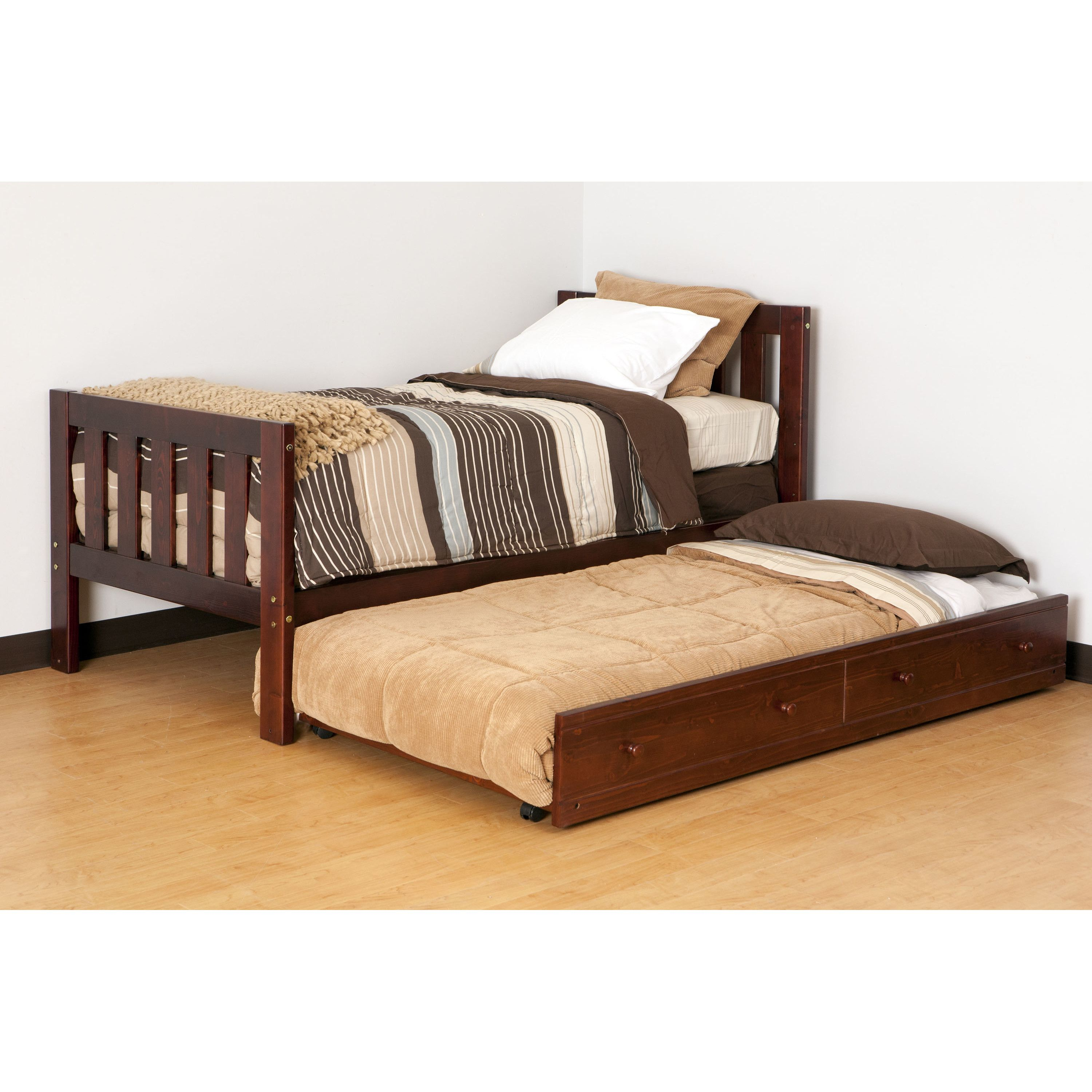 Canwood Furniture Alpine II Slat Bed Kid beds, Country
