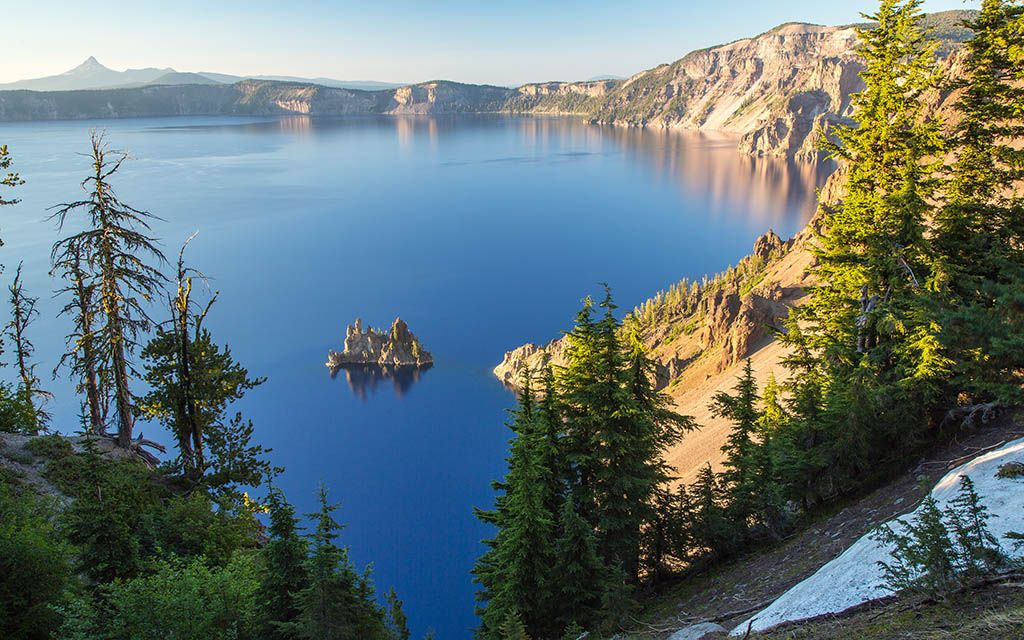 """""""Crater Lake"""" -- #wallpaper by """"Robert Bynum"""" from http:"""