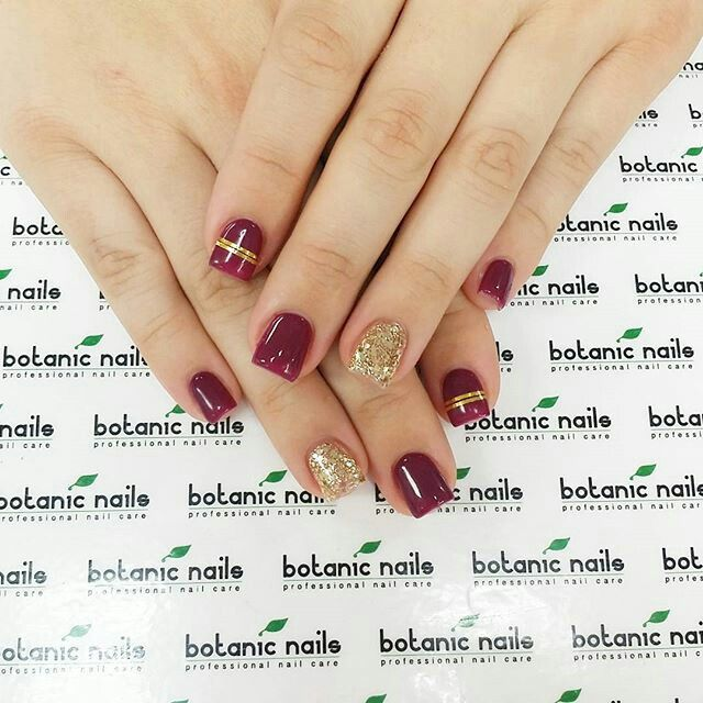 Nails By:  Botanic