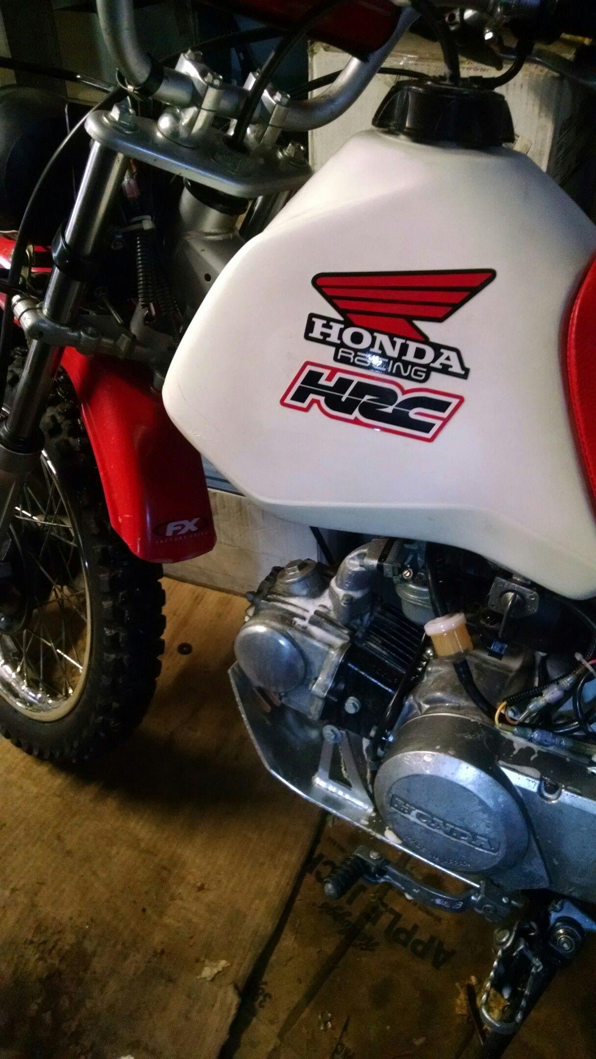 Honda racing company xr70