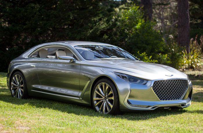 Hyundai genesis coupe 2018