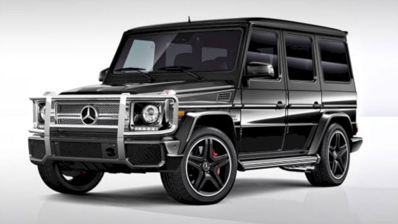 The Ultimate Amg G 65 Suv By Marcedes Benz Mercedes G Wagon
